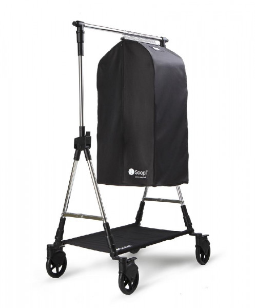 Soopl Fashion Trolley Travel Roller Stand Collapsible